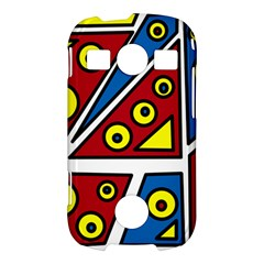 Life is beautiful Samsung Galaxy S7710 Xcover 2 Hardshell Case