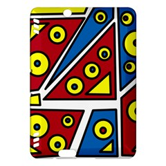 Life is beautiful Kindle Fire HDX Hardshell Case