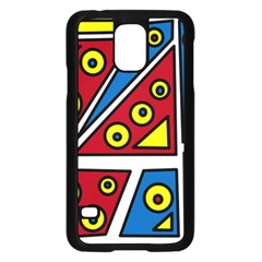 Life is beautiful Samsung Galaxy S5 Case (Black)