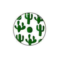 Cactuses pattern Hat Clip Ball Marker (4 pack)