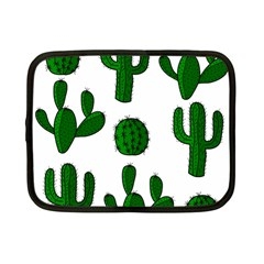 Cactuses pattern Netbook Case (Small)