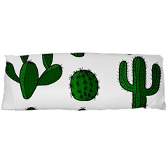 Cactuses pattern Body Pillow Case Dakimakura (Two Sides)