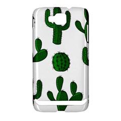 Cactuses pattern Samsung Ativ S i8750 Hardshell Case
