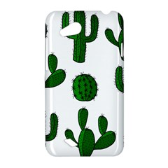 Cactuses pattern HTC Desire VC (T328D) Hardshell Case