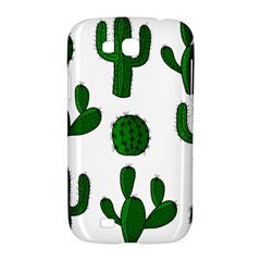 Cactuses pattern Samsung Galaxy Grand GT-I9128 Hardshell Case