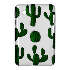 Cactuses pattern Samsung Galaxy Tab 2 (7 ) P3100 Hardshell Case