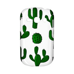 Cactuses pattern Samsung Galaxy S6810 Hardshell Case