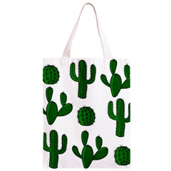 Cactuses pattern Classic Light Tote Bag