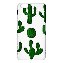 Cactuses pattern iPhone 6 Plus/6S Plus TPU Case