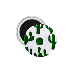 Cactuses pattern 1.75  Magnets