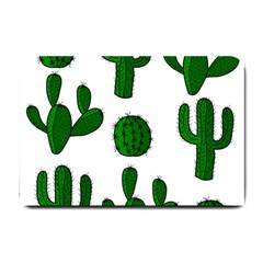 Cactuses pattern Small Doormat