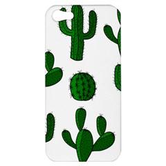 Cactuses pattern Apple iPhone 5 Hardshell Case