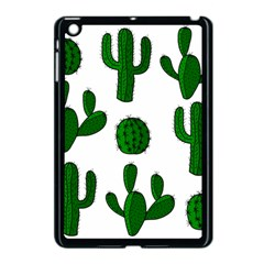 Cactuses pattern Apple iPad Mini Case (Black)