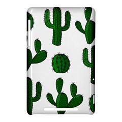 Cactuses pattern Nexus 7 (2012)
