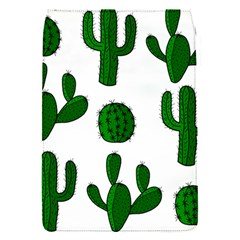 Cactuses pattern Flap Covers (S)