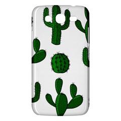 Cactuses pattern Samsung Galaxy Mega 5.8 I9152 Hardshell Case