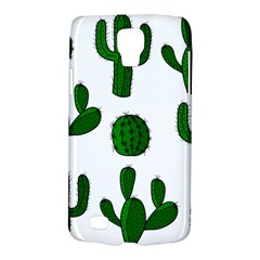 Cactuses pattern Galaxy S4 Active
