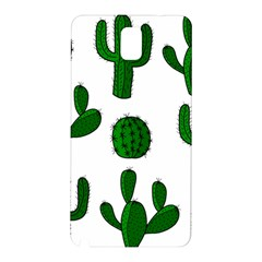 Cactuses pattern Samsung Galaxy Note 3 N9005 Hardshell Back Case
