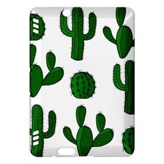 Cactuses pattern Kindle Fire HDX Hardshell Case