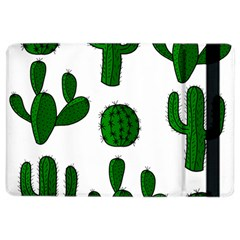 Cactuses pattern iPad Air 2 Flip