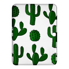 Cactuses pattern Samsung Galaxy Tab 4 (10.1 ) Hardshell Case