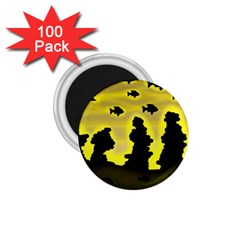 Khazar s Dream  1 75  Magnets (100 Pack)