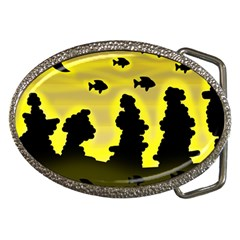Khazar s dream  Belt Buckles