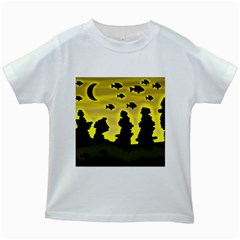 Khazar s dream  Kids White T-Shirts