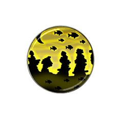 Khazar s dream  Hat Clip Ball Marker