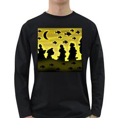 Khazar s dream  Long Sleeve Dark T-Shirts