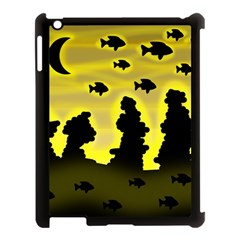 Khazar s dream  Apple iPad 3/4 Case (Black)