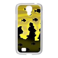 Khazar s dream  Samsung GALAXY S4 I9500/ I9505 Case (White)