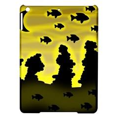 Khazar s dream  iPad Air Hardshell Cases