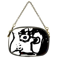 Old man Chain Purses (Two Sides)