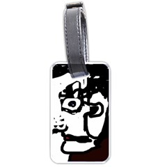 Old man Luggage Tags (One Side)