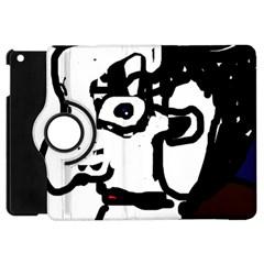Old man Apple iPad Mini Flip 360 Case