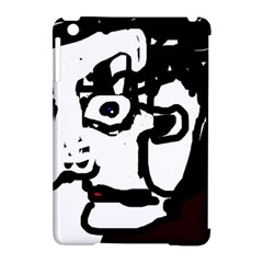 Old man Apple iPad Mini Hardshell Case (Compatible with Smart Cover)