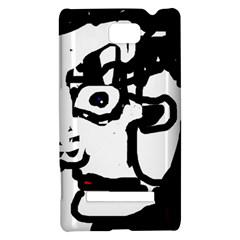 Old man HTC 8S Hardshell Case