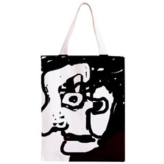 Old man Classic Light Tote Bag