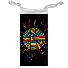 Colorful bang Jewelry Bags