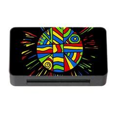 Colorful bang Memory Card Reader with CF