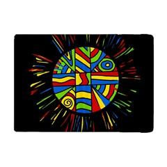 Colorful bang Apple iPad Mini Flip Case