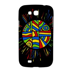 Colorful bang Samsung Galaxy Grand GT-I9128 Hardshell Case