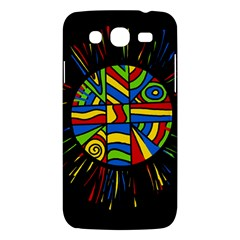 Colorful bang Samsung Galaxy Mega 5.8 I9152 Hardshell Case