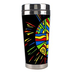 Colorful bang Stainless Steel Travel Tumblers