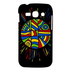 Colorful bang Samsung Galaxy Ace 3 S7272 Hardshell Case