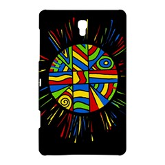Colorful bang Samsung Galaxy Tab S (8.4 ) Hardshell Case