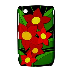 Red flowers Curve 8520 9300