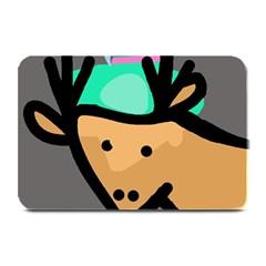 Deer Plate Mats