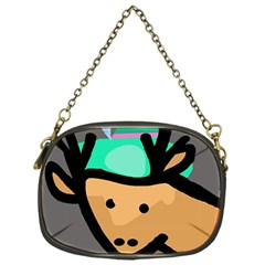 Deer Chain Purses (One Side)